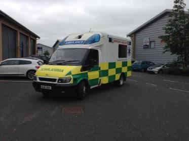 Ni Ambulance Service